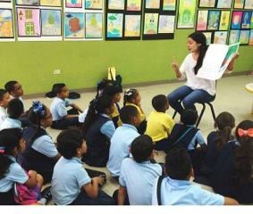 19 leyeron cuentos biblioteca quinto grado